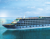 Deluxe Yangtze Cruise President Prime only from $399