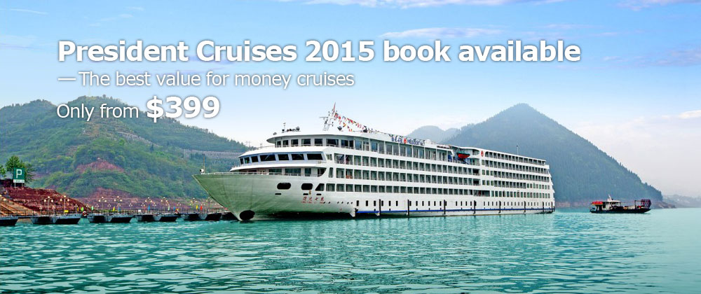President cruises from $399