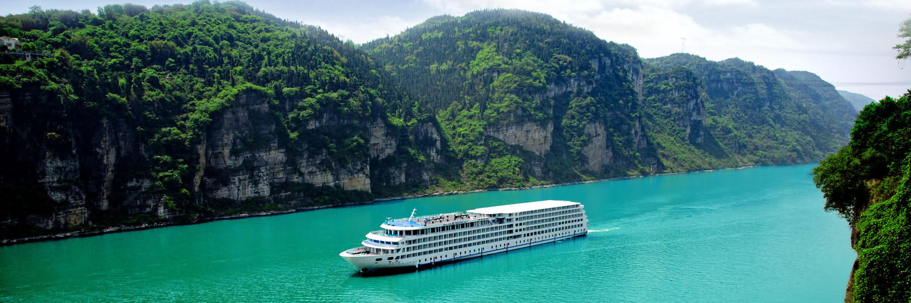 Century Sun Cruise Yangtze River Cruise Booking