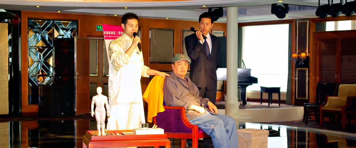 President Cruises Chinese Culture Talk