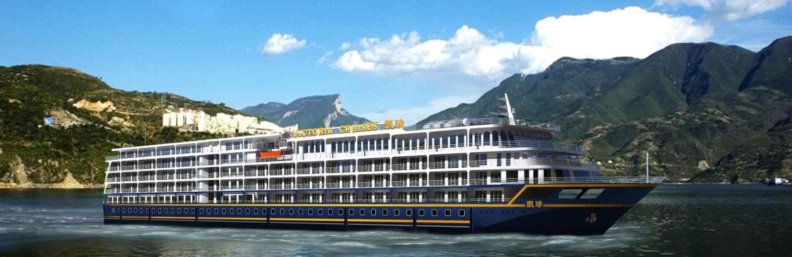 Victoria Cruises Victoria Cruise Ships On Yangtze River - Victoria cruises