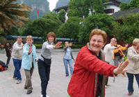 Beijing, Xi'an, Yangtze and Shanghai Relaxation Tours
