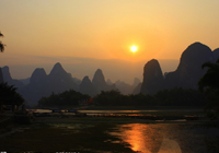 Guilin Sights and Yangtze Combo